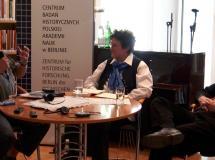 Adam Michnik, Gabriele Lesser, Prof. Andreas Nachama