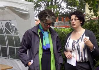 Prof. Gabi Dolff-Bonekämper, Dr. Zofia Wóycicka