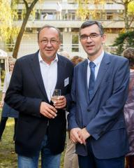 Robert Traba und Andrzej Przyłębski