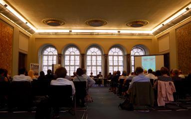 Sala konferencyjna w Berlińskim Ratuszu