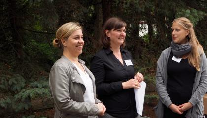 Małgorzata Werstler, Dr. Karolina Jamróg, Agnieszka Zawadzka