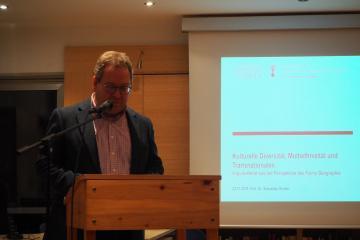 prof. Sebastian Kinder, Uniwersytet im. Eberharda i Karola w Tybindze